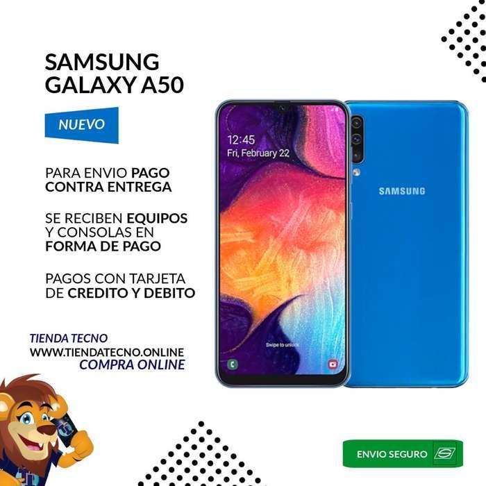 Samsung Galaxy A50 Nuevos