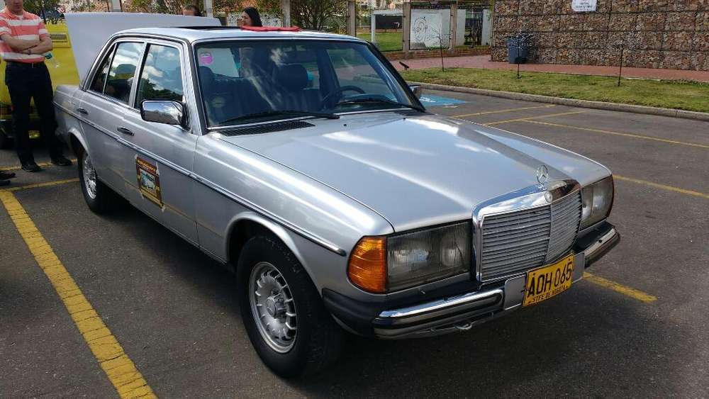 <strong>mercedes</strong>-Benz Clase C 1983 - 160000 km