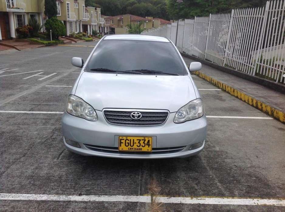 Toyota Corolla 2008 - 121000 km
