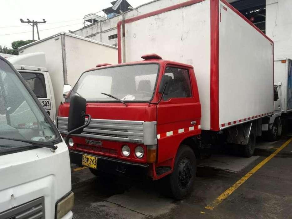 Oportunidad vendo Camión MAZDA modelo 1996 papeles al día, precios negociables