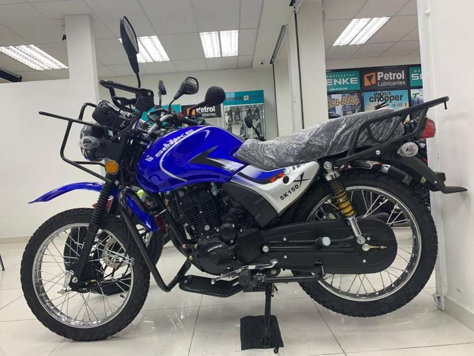 MOTO SENKE SK150X
