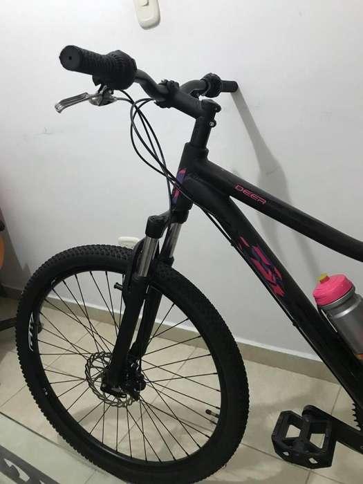 Bicicleta GW DEER Rin 27.5 7 Velocidades