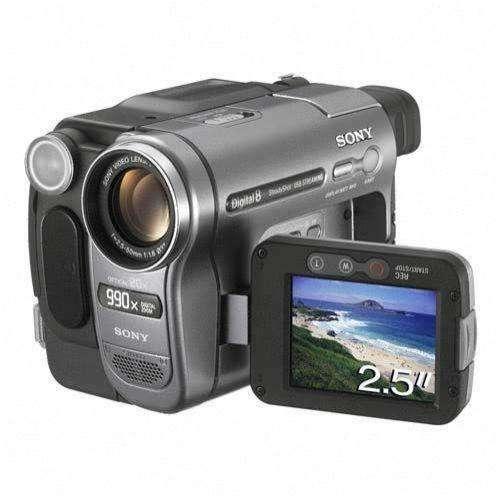 Sony Handycam Modelo: CCDTRV328