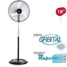 Ventilador De Pie Liliana Orbital Repeler Ap.tableta Mosquitos