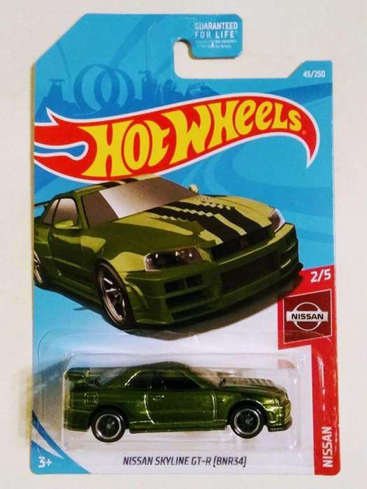 Hot Wheels SUPER TREASURE HUNT SUPER TH NISSAN Skyline GT / 0992786809