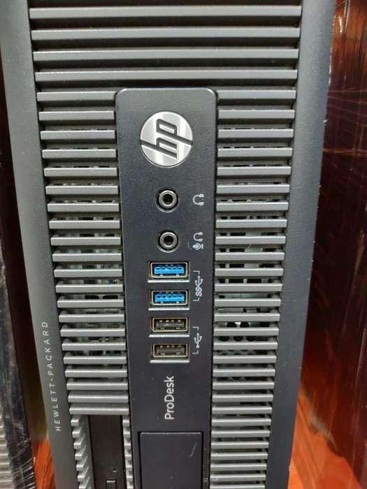 Cpu Hp Core I7 4790s de Cuarta Gen 8ram