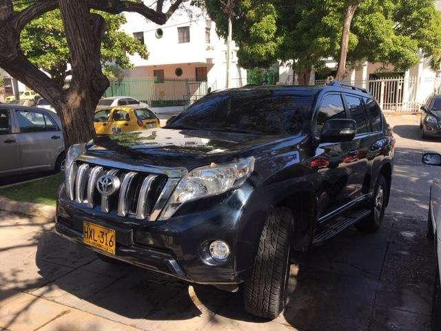 Toyota Prado 2014 - 125000 km