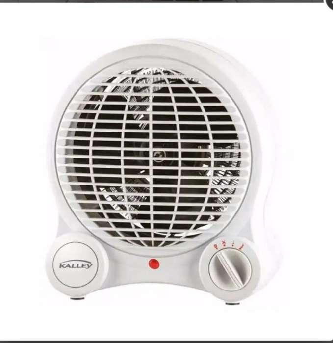 Calentador de Ambiente con Residencia