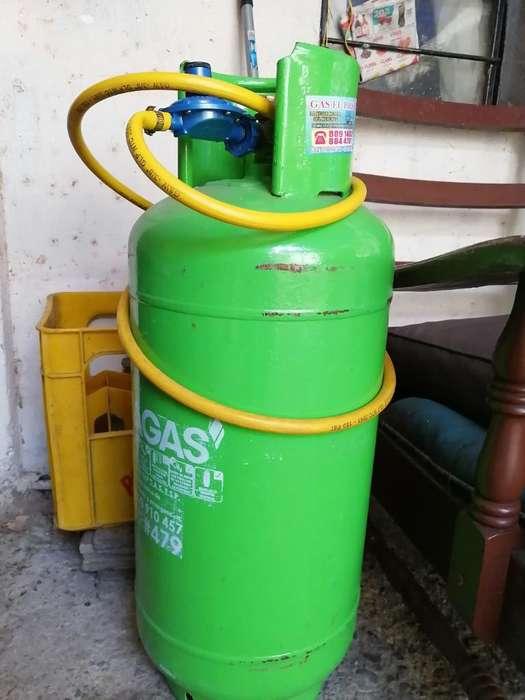 Vendo Pipa de Gas de 40 Libras