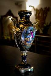 Sévres Vase Signed 'E. Ramier' 19TH CENTURY