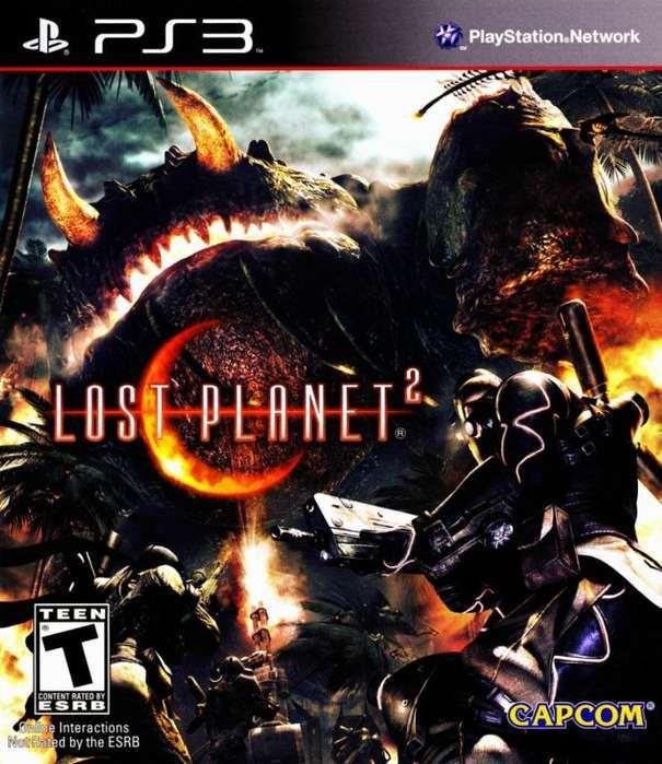 Vebdo Lost Planet 2 para Ps3 Usado