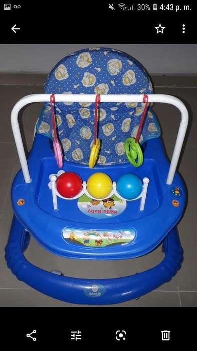 Caminador Estimulador Andadera Bebé