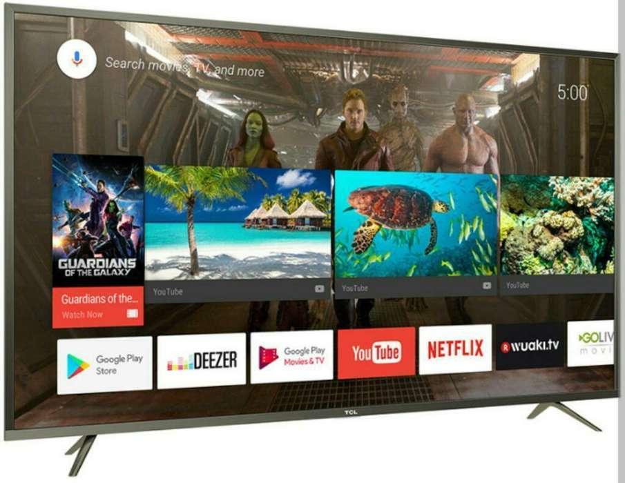 Smart Tv Tcl 50 4k Nuevos