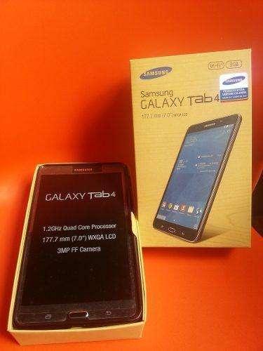 de Promoción Tablet Samsung 4 Tab 4