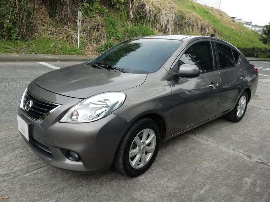 Nissan Versa 2013 - 110800 km