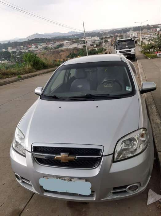 Chevrolet Aveo 2016 - 66900 km