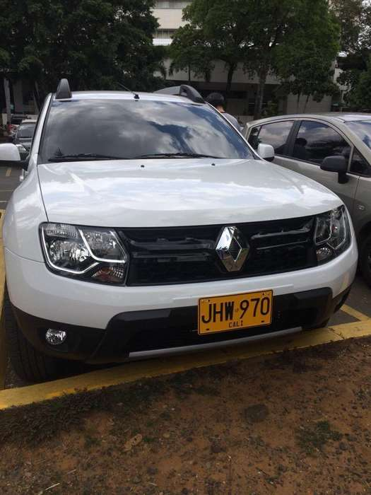 Renault Duster 2017 - 41000 km