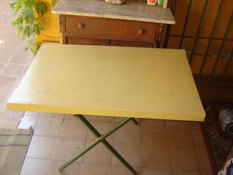 mesa y sillas plegable caja de pesca