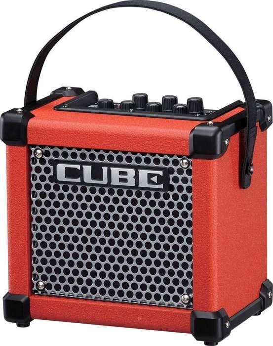 Amplificador Roland MICRO CUBE NUEVO