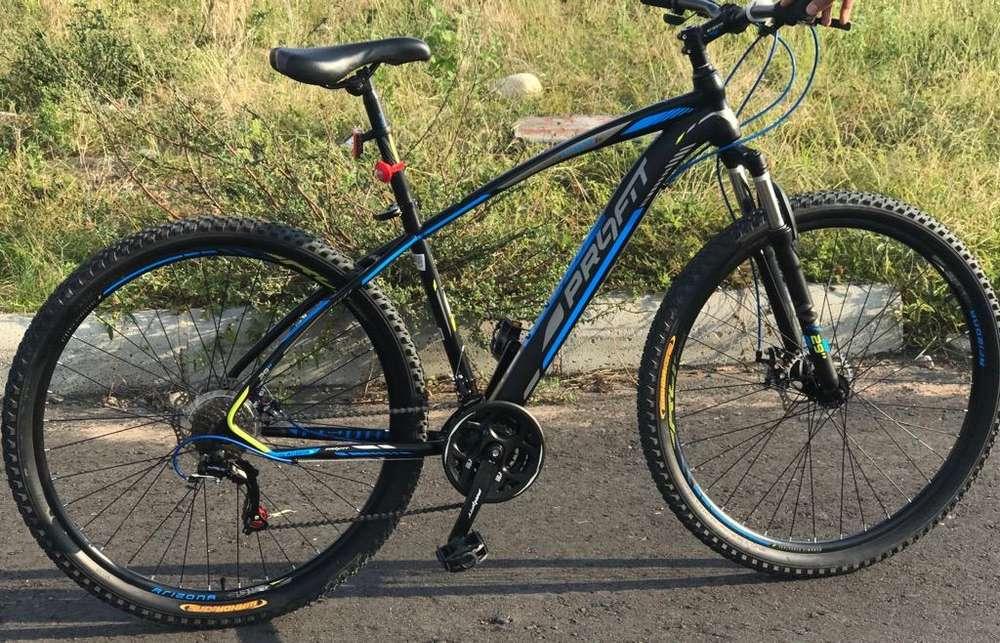 Bicicleta Rin 29 Perfecto Estado