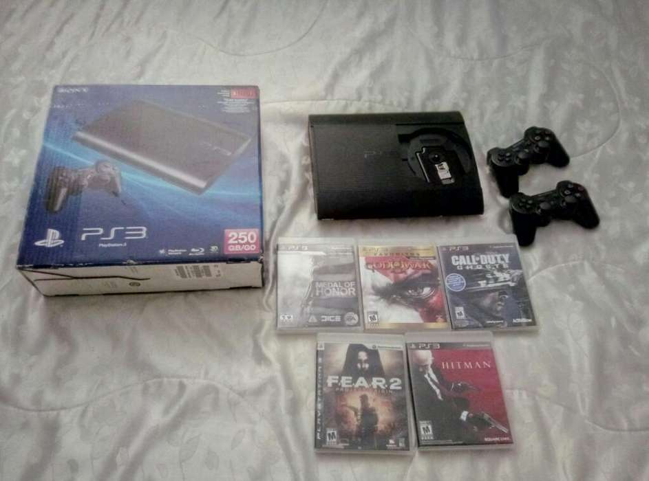 Vendo Play 3 con 250 Gb