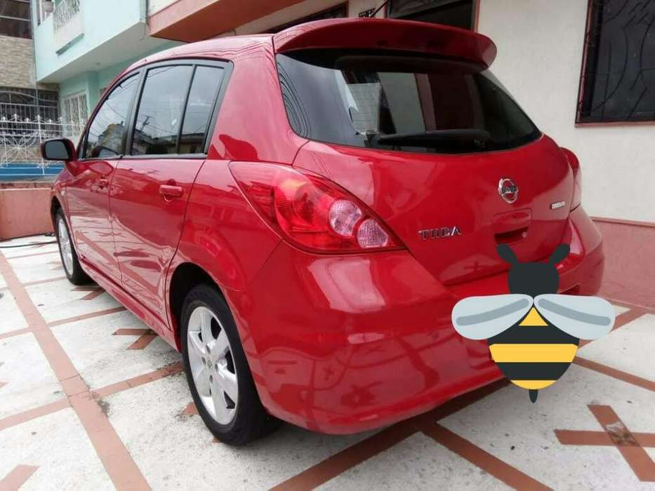 Nissan Tiida 2014 - 59000 km