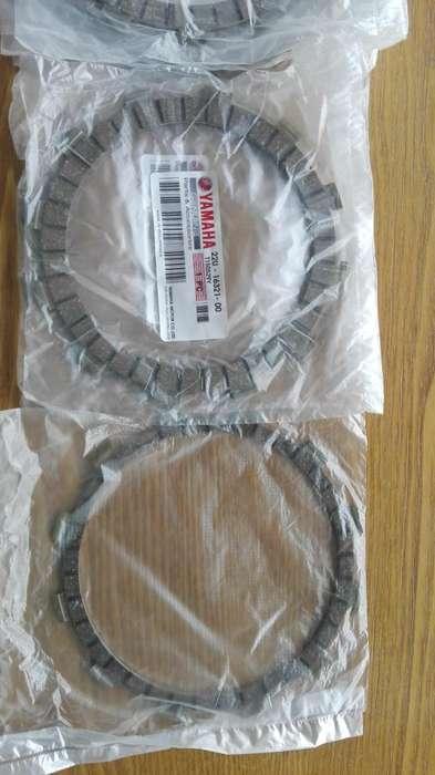 discos de cluch para yamaha xt 660