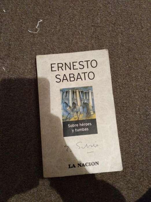 sobre Héroes Y Tumbas Ernesto Sabato