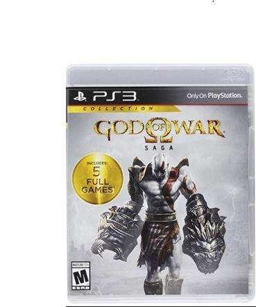 God of War Saga (Físico) - PS3