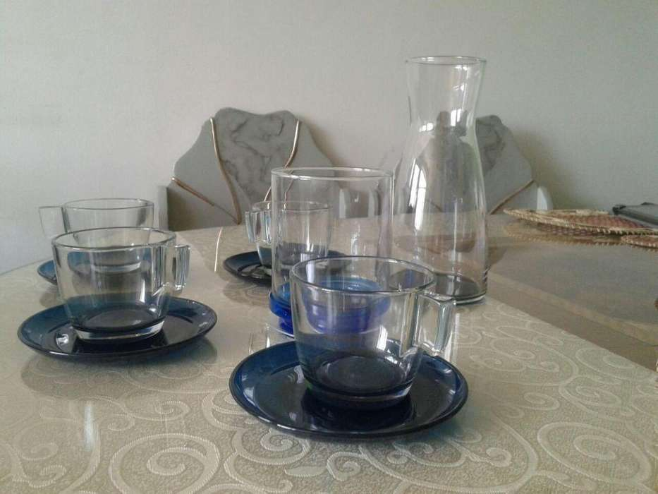 SET DE CAFE CRISTAR