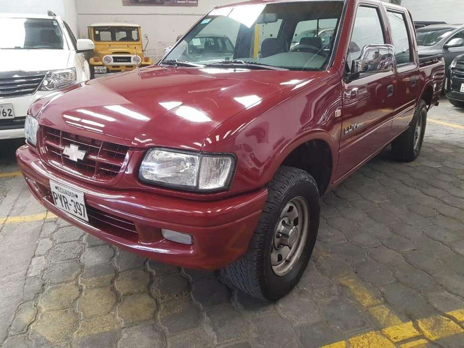 Chevrolet Luv 2002 - 185000 km