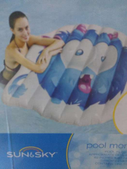 Inflable Piscina