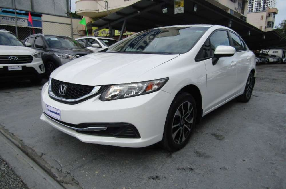 Honda Civic 2015 - 131431 km