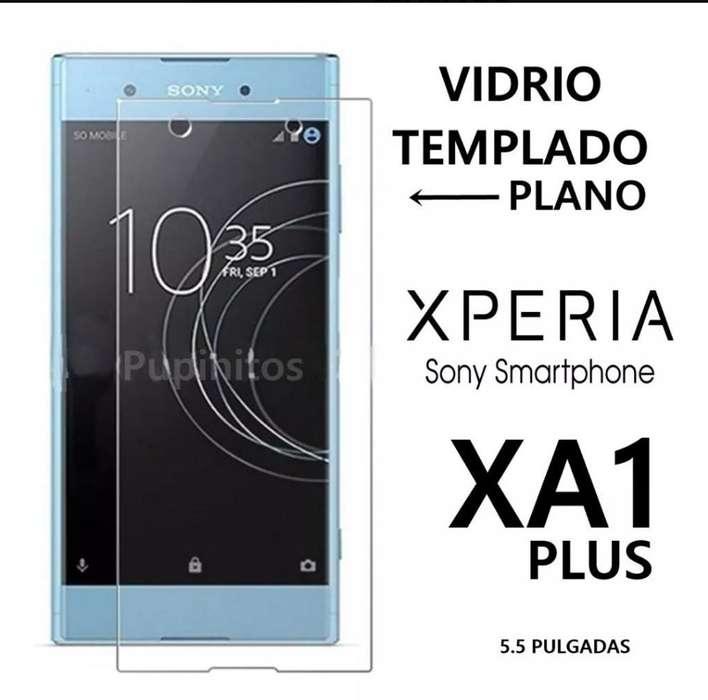 Templado Sony Xa1 Plus