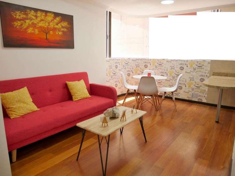 Alquiler de Suite, amoblada, una habitación. Sector La Carolina