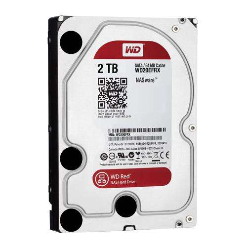 Disco Duro Wd Red 2tb