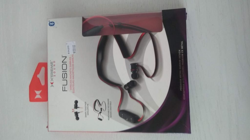 Auriculares Inalambricos Bluetooth Fusion