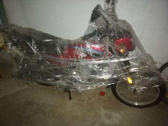 Moto ranger GY negociable