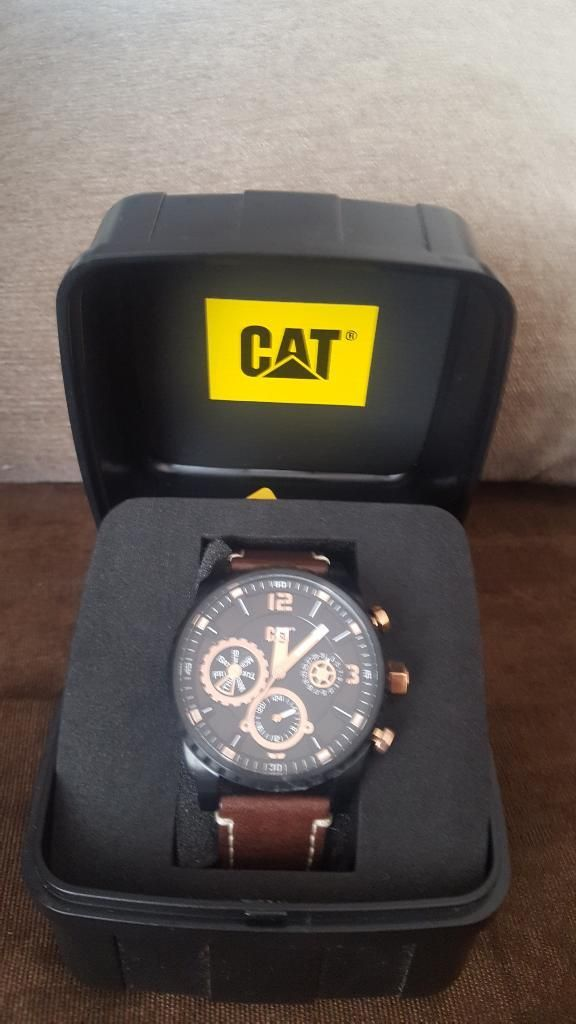 Reloj Cat -- 9.5 de 10