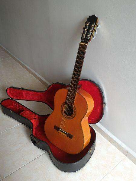 Guitarra Electroacústica Hercruz Usada