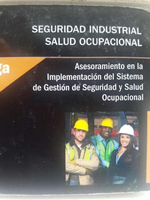 Asesoramiento en Seguridad Industrial