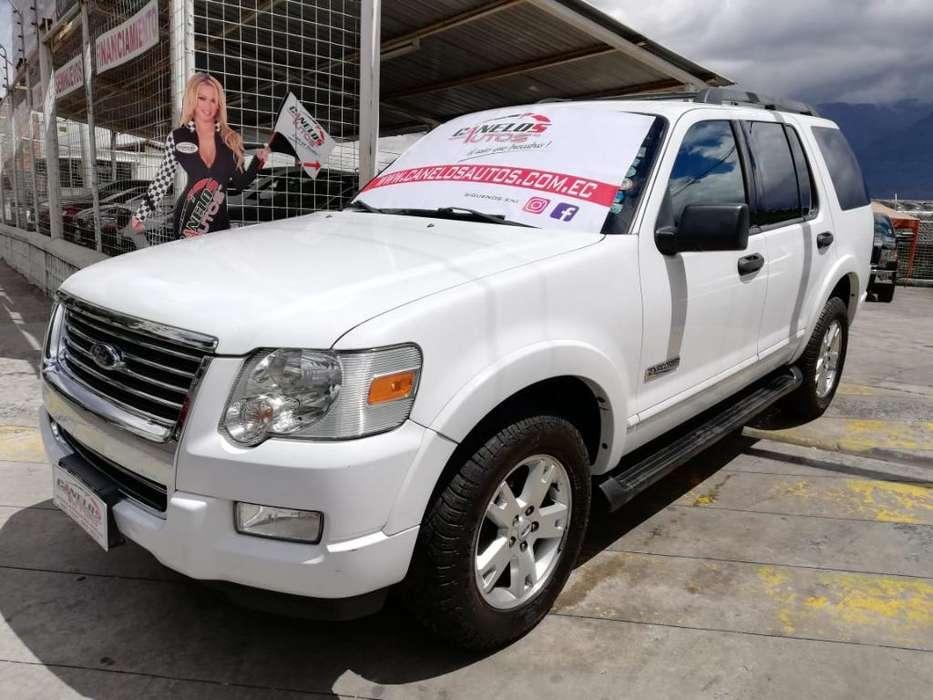 Ford Explorer 2007 - 144000 km