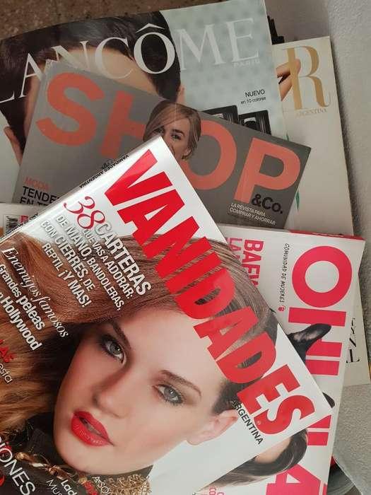Vendo Revistas Usadas