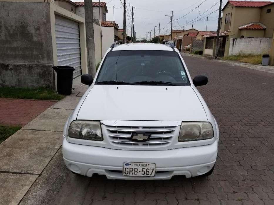 Chevrolet Grand Vitara 2009 - 204000 km