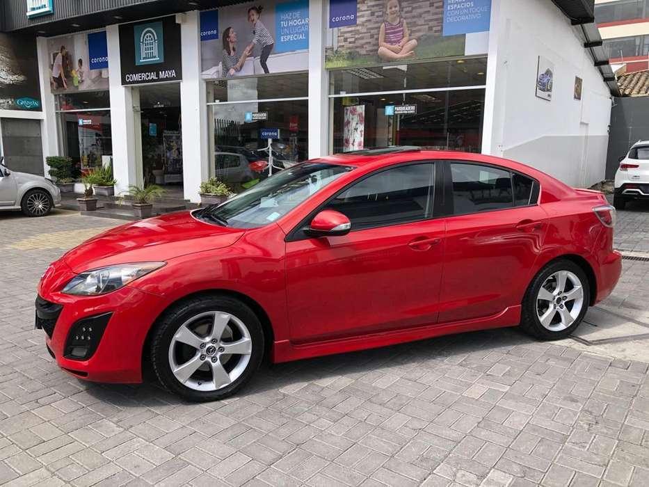 Mazda Mazda 3 2011 - 91677 km