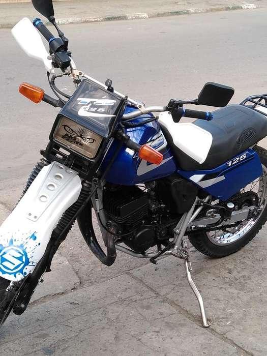Gangazo Ts 125 Modelo 2003