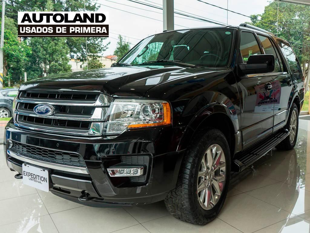 Ford Expedition 4X4 2017