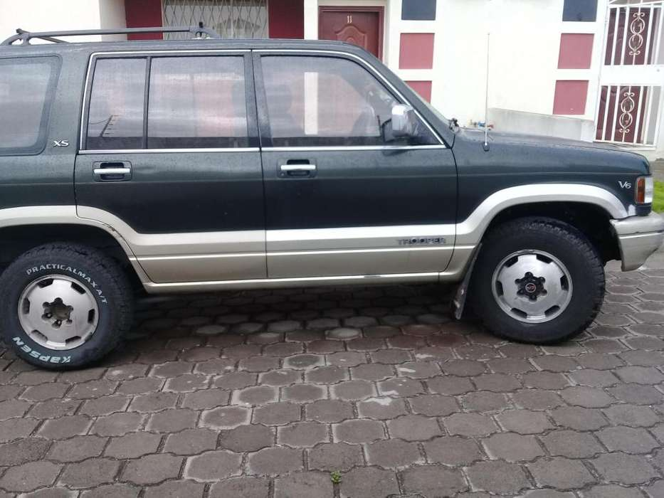 Chevrolet Trooper 1995 - 377000 km