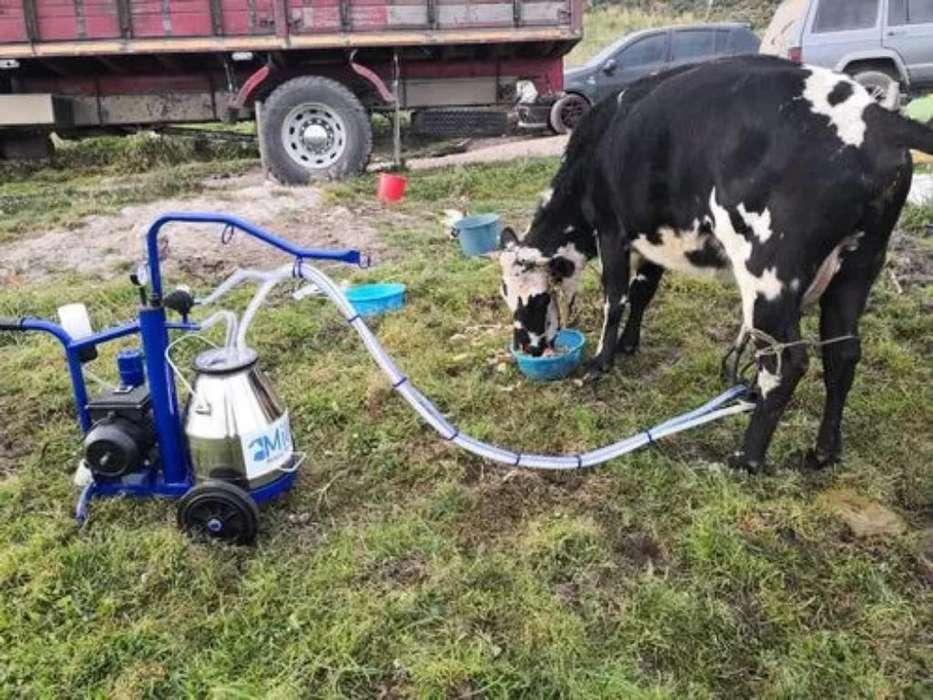 Maquinas de Ordeño para Vacas Y Cabras I