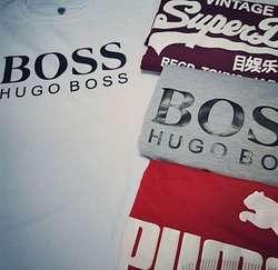 venta de camisetas en algodón